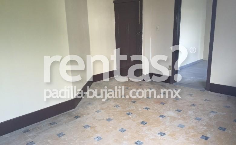 Departamento en renta en la Colonia Tacuba