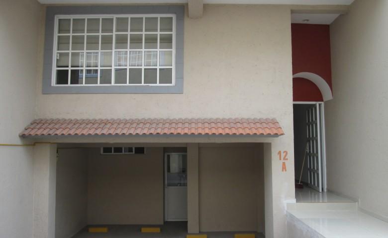 Casa en Renta en la Colonia Santa Clara Ecatepec