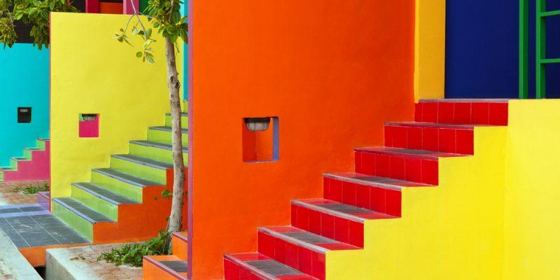 El Color en los Inmuebles.. Administracion de rentas. Inmobiliarias DF