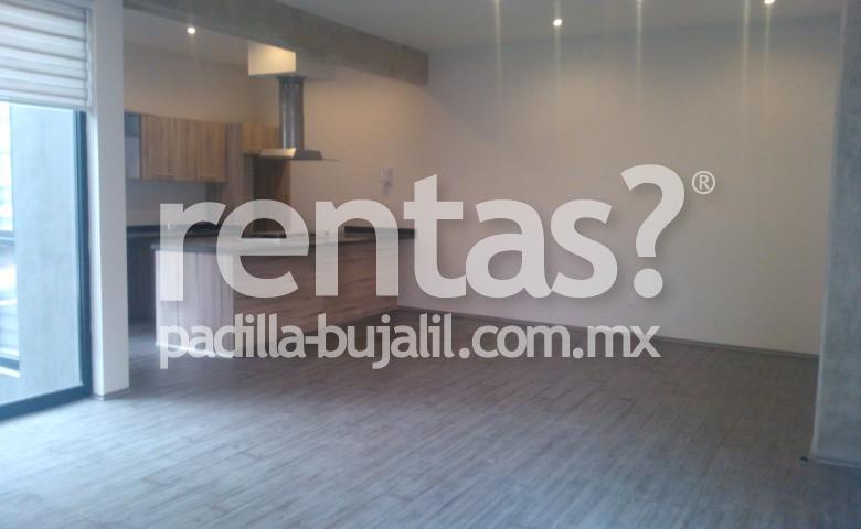Departamento en renta en la Colonia Del Valle Norte