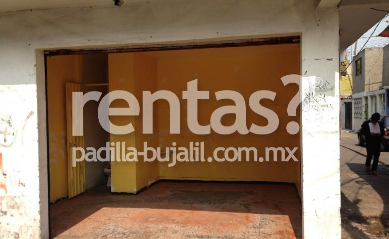 Local en renta en Iztacalco