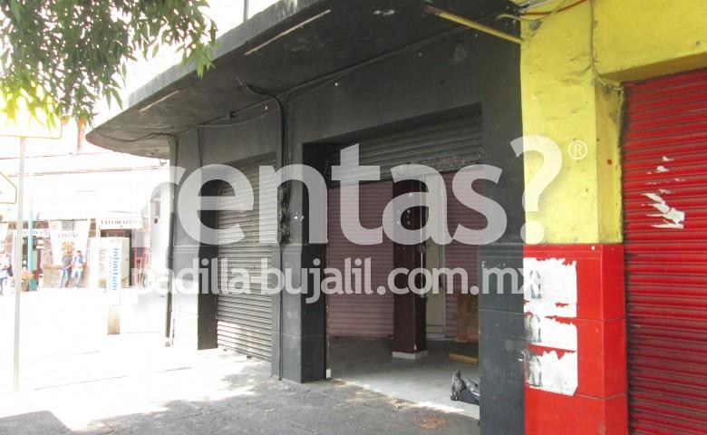 Local en renta sobre Calzada Legaria