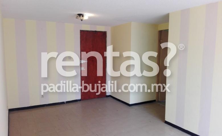 Departamento en renta en Los Reyes Ixtacala