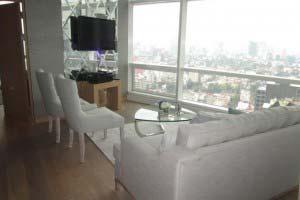 Exclusivo departamento en renta en el ST. Regis Ciudad de México
