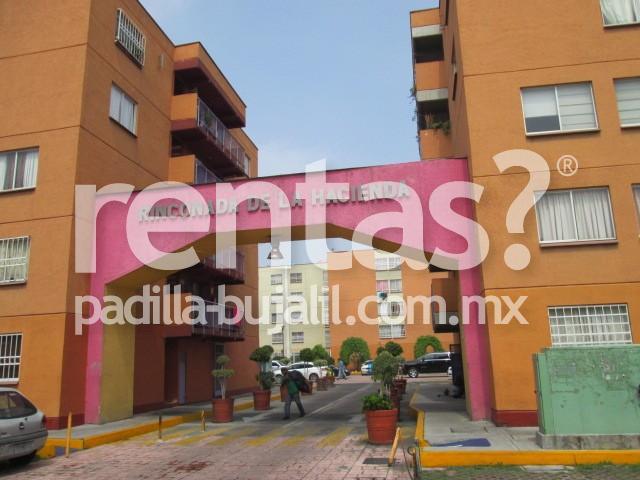 Departamento en renta en Arcos de Aragon