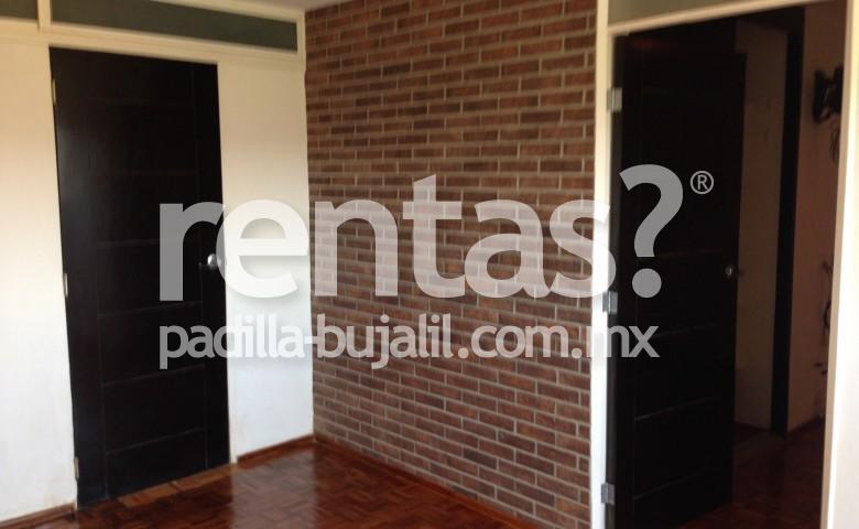 Departamento en renta en Tlatelolco