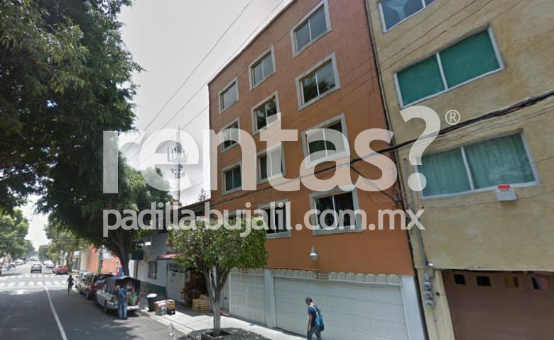 Departamento en renta en la colonia Zacahuitzco