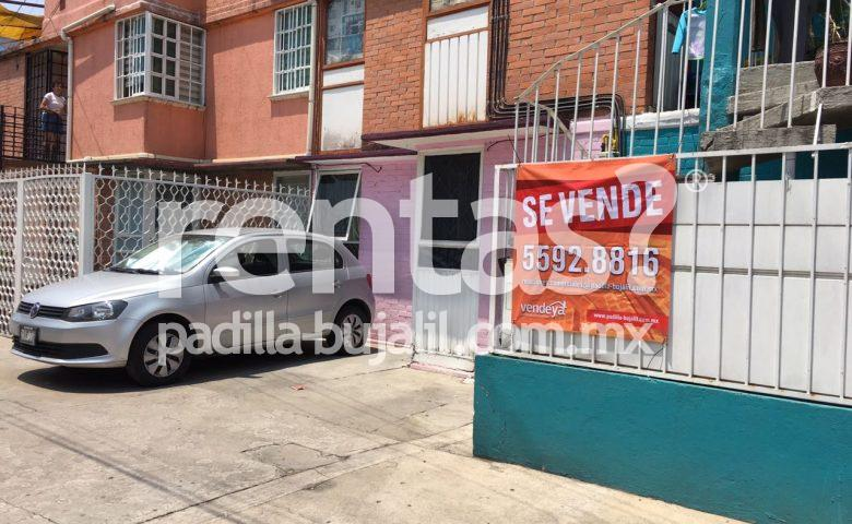 Departamento en venta en los Reyes Ixtacala
