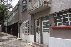 Casa remodelada en renta en la colonia Roma Sur