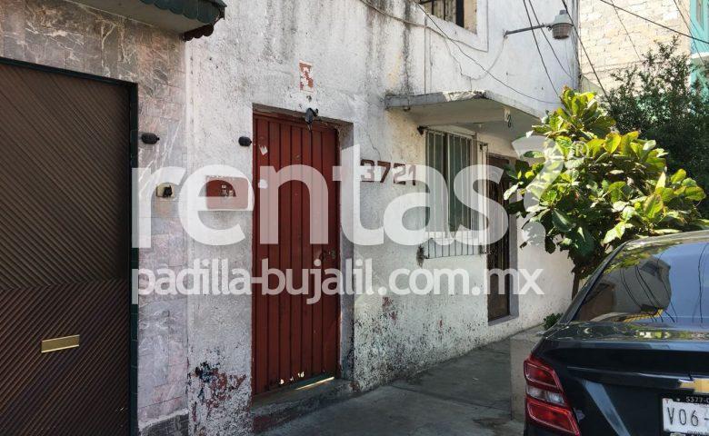 Departamento en renta en la colonia Martires de Rio Blanco