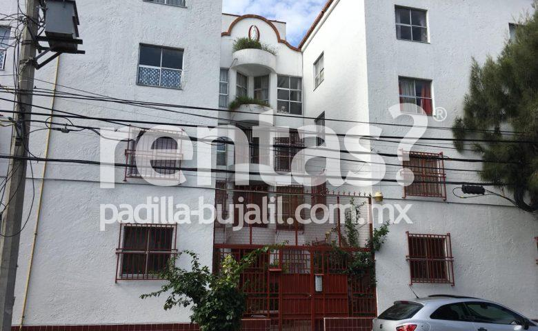 Departamento remodelado en renta en Santa Maria la Ribera