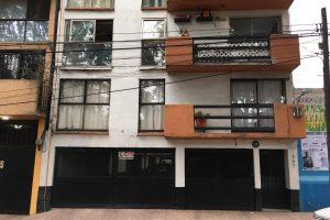 Departamento en renta en la colonia Santo Tomas