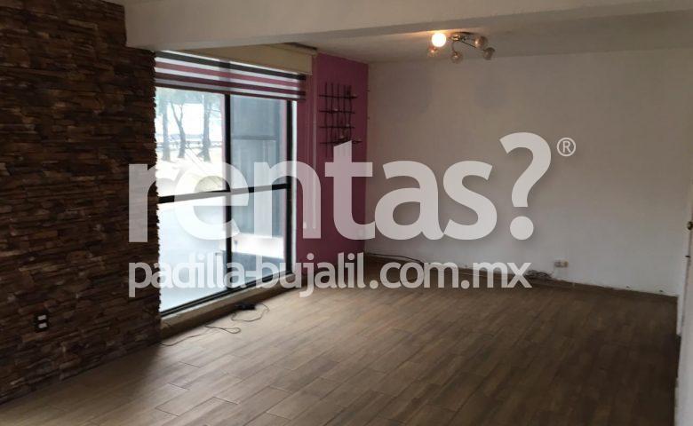 Departamento en renta en la colonia Prado Churubusco