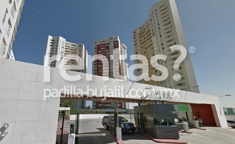 Departamento en renta en Residencial Acuario Interlomas