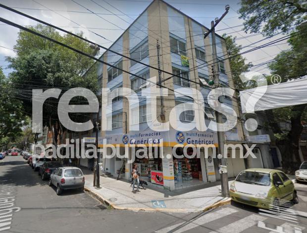 Departamento en renta en Nonoalco Mixcoac