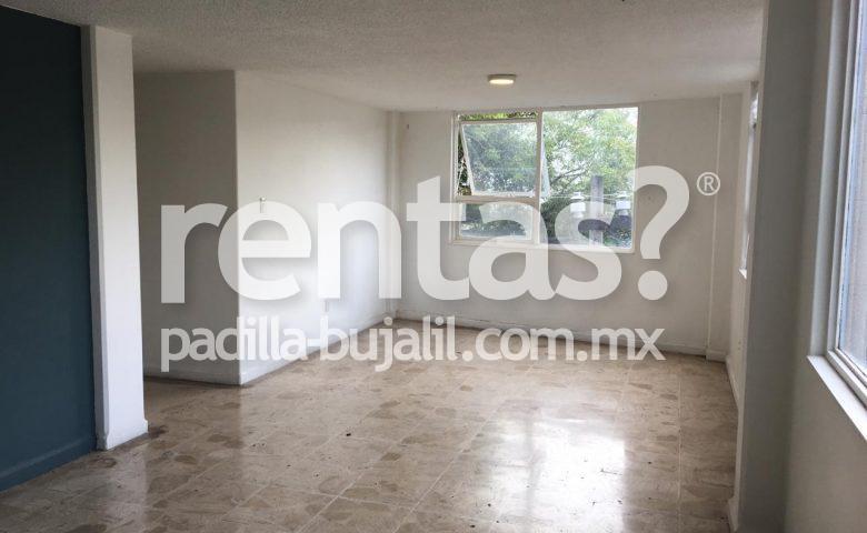 Departamento en renta en la colonia Mixcoac Ciudad de México