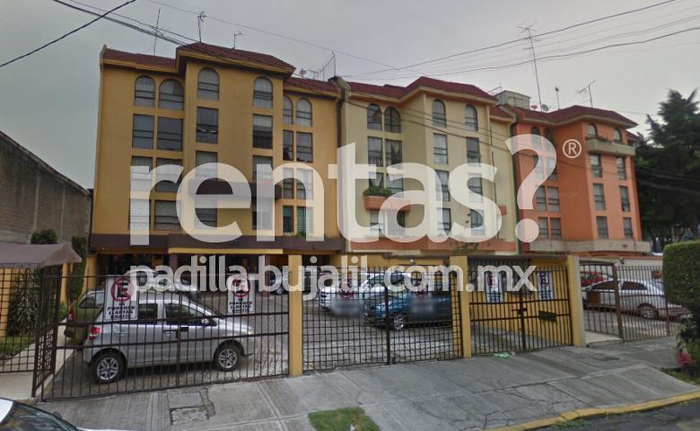 Departamento semi amueblado en la colonia Santa Cruz Atoyac Ciudad de Mexico