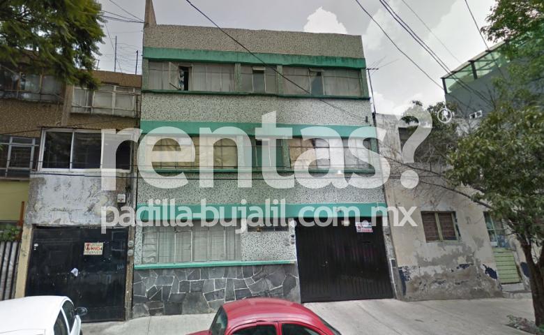 Departamento en renta en la colonia San Andres Tetepilco