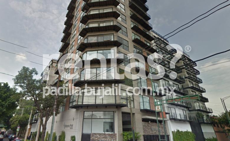 Pent House en renta en la colonia Portales