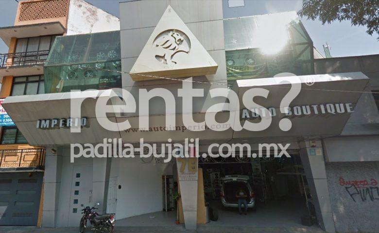Departamento amueblado en Renta en Avenida Marina Nacional