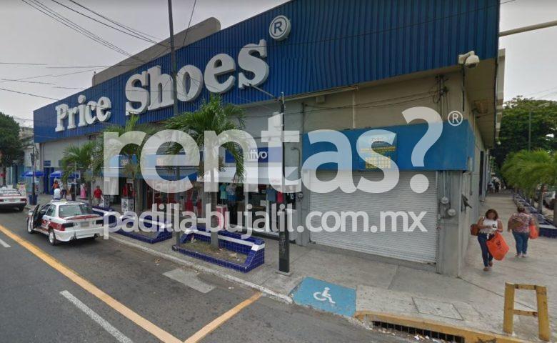 Renta de Local en Veracruz