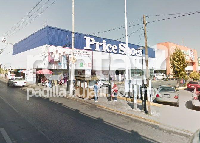 Local comercial en Renta en Price Center Toluca
