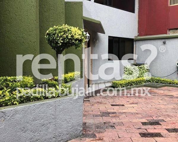 Casa en Renta en Colonia Prado Coapa