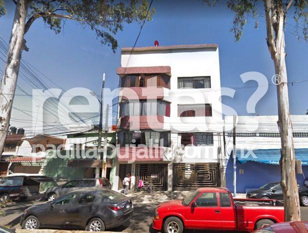 Departamento en renta en Coyoacán