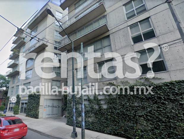 Departamento en renta en Av. Cuitláhuac