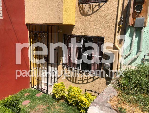 Casa en renta en Fraccionamiento Colinas de Ecatepec