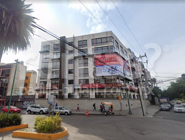 Departamento en renta en Narvarte