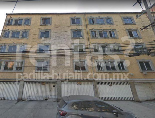 Departamento en renta en Santa Maria la Ribera